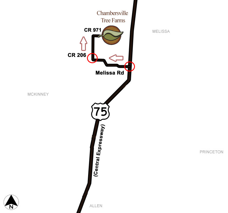 chambersville-tree-farm-map